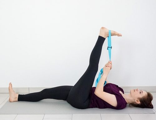 11 Ways To Use A Yoga Strap/Yoga Belt