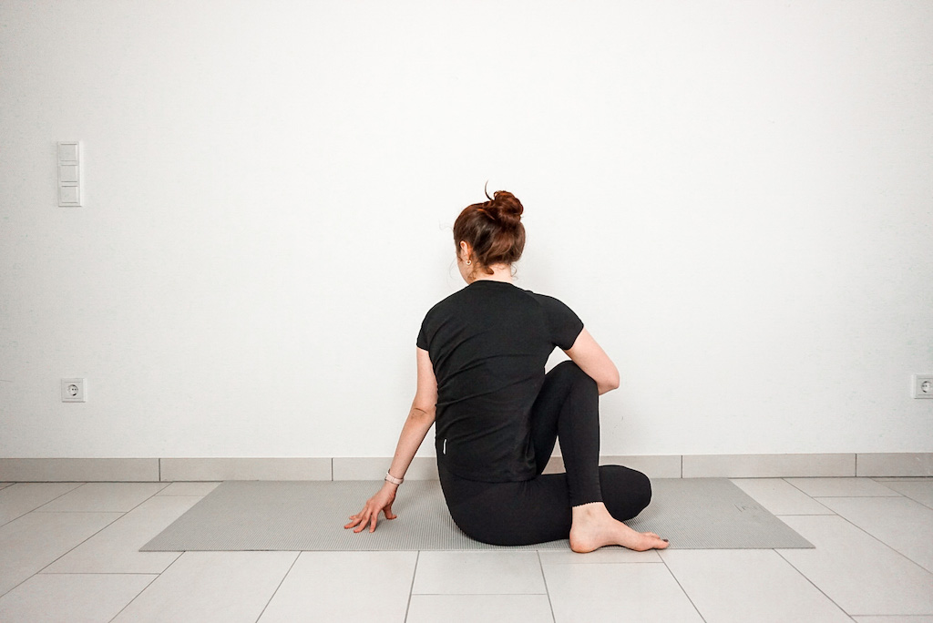 half lord of the fishes hip stretch yoga poses for tight hips