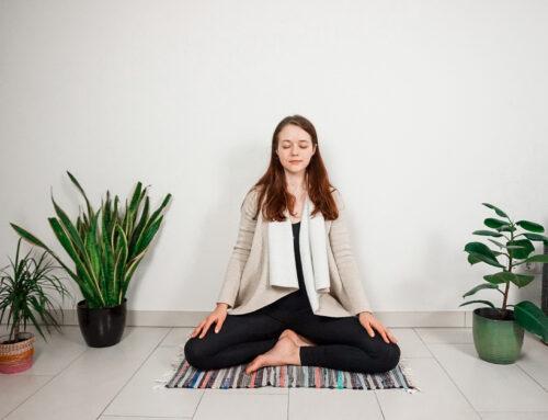 5 min Morning Meditation + Free Printable Journal Prompt PDF
