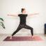 30 min beginner yoga flow video Printable PDF