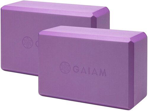 Foam Yoga Blocks 2 Pack