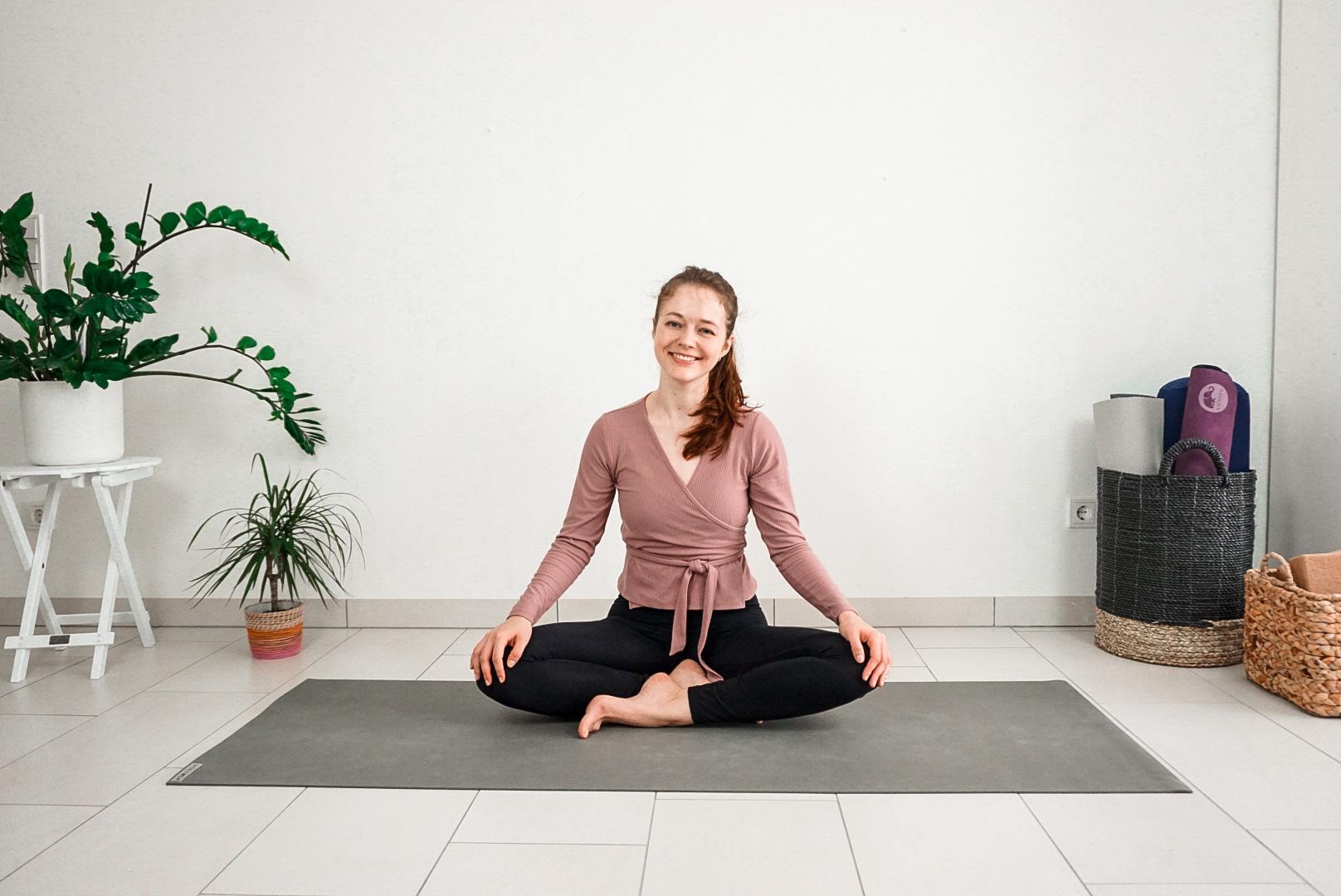 Yoga with Uliana